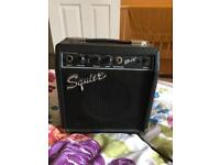 Fender Squire 22 W electric guitar Amp