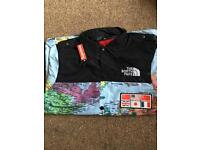 North Face X Supreme Map Atlas Jacket