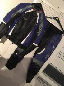 RST LEATHERS WORN ONCE