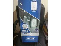 Brand New Triton kiko 8.5 electric showers