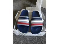 Men's Adidas sliders