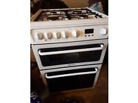 Hotpoint HAG 60 gas cooker for sale