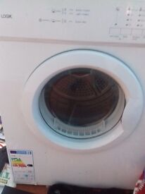 Logic vented tumble dryer