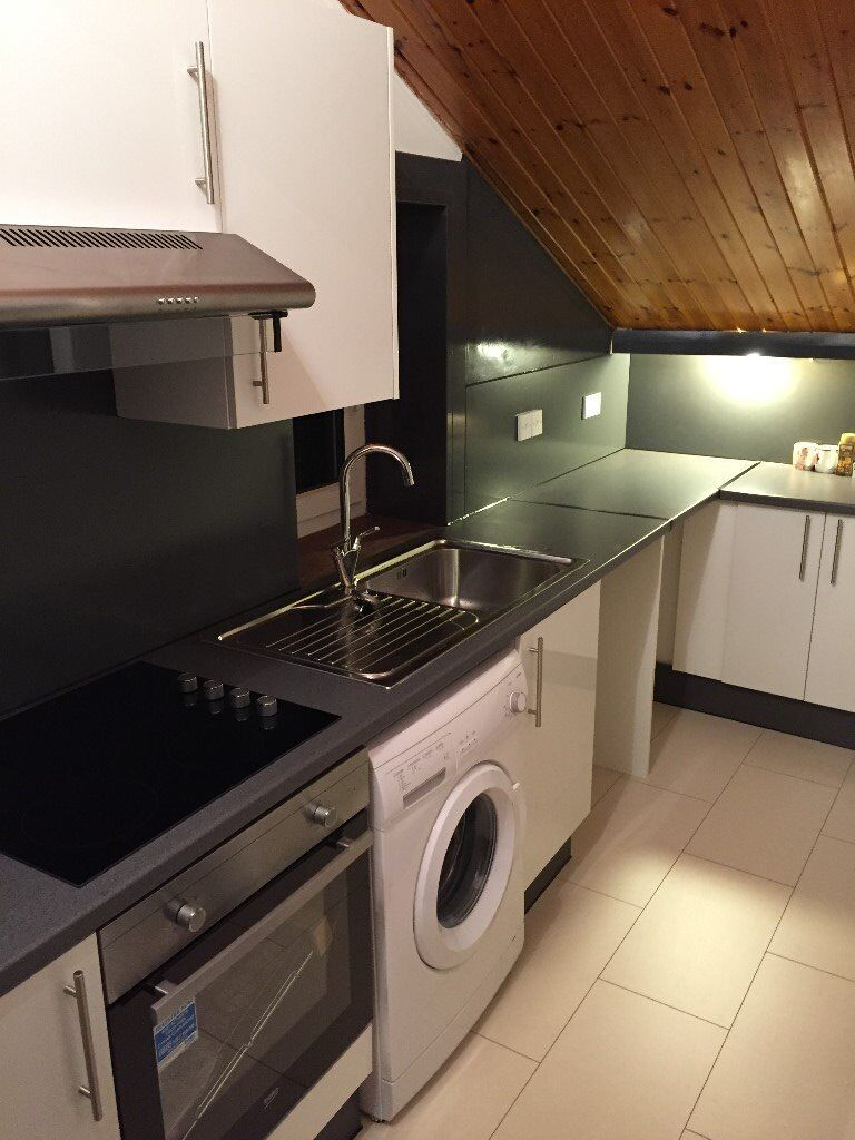 HMO licences 4 bedroom flat on Orchard Street, Aberdeen new refurbishment,