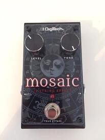 Digitech Mosaic 12 String Effect Pedal