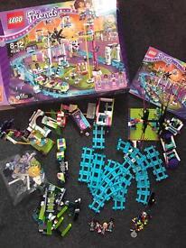 Lego friends amusement 41130