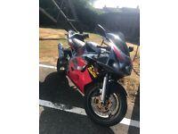 Suzuki Gsxr 600 spares or repair motorbike 1000ono bargain