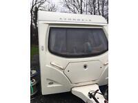 Avondale dart 556/6 caravan immaculate condition tourer.