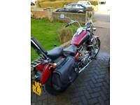 Kawasaki VN1500 Classic very good condition sale or swap