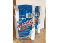 X2 Mapei ultracolor plus grout 5kg (medium grey)