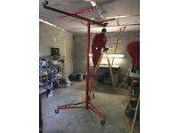 Plasterboard liftee