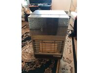 Mobile calorgas heater