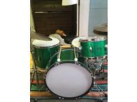 C & C Player Date Custom size drums
