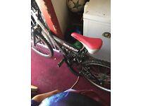 Mohawk moutian bike good condition