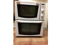 Electrolux gas oven and grill