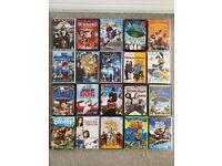 Kids DVD bundle x 20