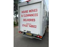Removals and clearance