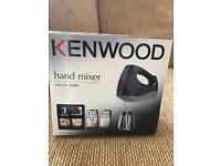 Kenwood ---Brand New---Hand mixer