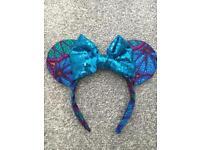 Pandora/Avatar inspired Minnie Ears