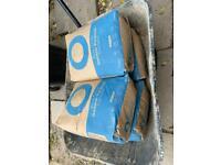 8 x 25KGs Cement Bags