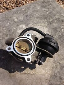 Mini Cooper s R53 supercharger bypass valve