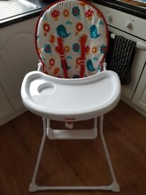 Mamia High Chair In Very Good Condition