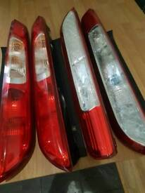 Two sets off focus st rear lights great condition