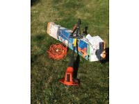 Flymo Multi Trim 200 Grass Strimmer for edging and trimming