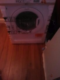 Hotpoint 7kg white washing machine still in packaging ARNOLD collection only