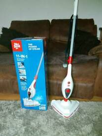 Dirt devil 11 in 1 steam mop