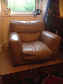 Comfortable armchair for free pick up