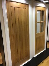 Super sale on Mexicano oak internal doors