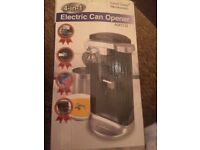 Brand new in box 4 in 1 electric can opener