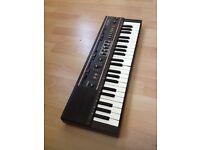 Faulty Casio MT-52 keyboard