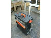 Heavy duty toolbox for sale £8