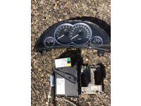 Corsa c 2005 1.2 Z12xep full ecu kit works perfect 07594145438