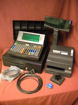 Rebuilt Verifone Ruby Cpu5 Cpu 5 120-key Pos System P040-03-530 With Tm-u950