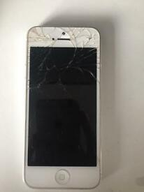 iPhone 5 s (selling for parts)