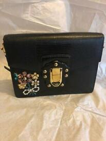 3f706cc634c D G Dolce   Gabbana LEATHER LUCIA SHOULDER BAG £500 BRAND NEW, NEVER USED