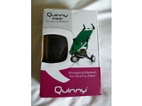 BOXED Quinny Zapp Black Shopping Basket