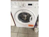 Hotpoint Washing Machine, WMXTF 942P - 9KG load, with 1400 rpm