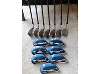 CALLAWAY XR Graphite irons. 2 months use.