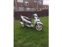 Sym 125 moped scooter not aerox speedfight jetforce neos