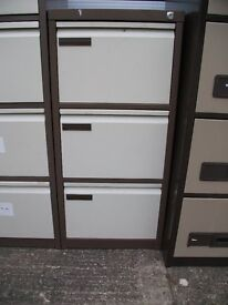 3 Draw A4 Filing Cabinets