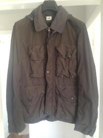 Mens cp company nylon chrome jacket size uk L