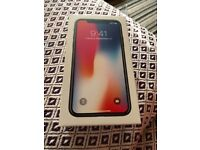 IPhone X 64 GB space grey unlocked