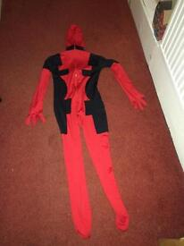 Dead pool costume to fit 8-10yr old
