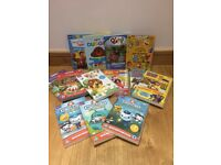 CBeebies Kids DVD bundle