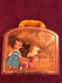 Disney princess animation set