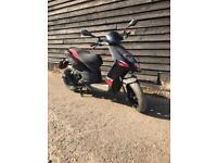 Piaggio / aprilia 125 / moped